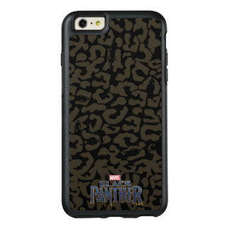 Black Panther | Erik Killmonger Panther Pattern OtterBox iPhone 6/6s Plus Case