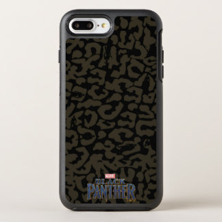Black Panther | Erik Killmonger Panther Pattern OtterBox Symmetry iPhone 8 Plus/7 Plus Case