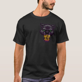 Black Panther HB Grill T-Shirt