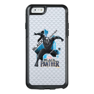 Black Panther | High-Tech Character Graphic OtterBox iPhone 6/6s Case