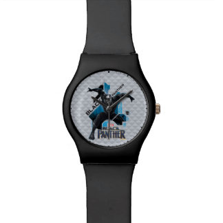 Black Panther | High-Tech Character Graphic Watch