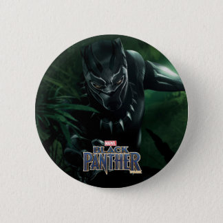 Black Panther | In The Jungle 2 Inch Round Button