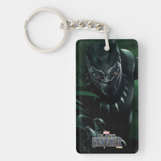 Black Panther | In The Jungle Keychain