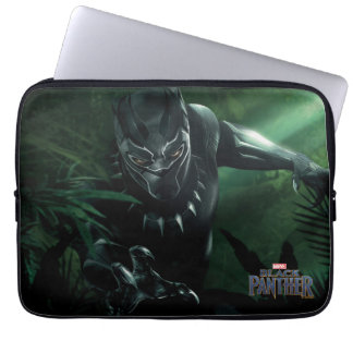 Black Panther | In The Jungle Laptop Sleeve