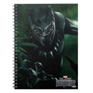Black Panther | In The Jungle Notebooks