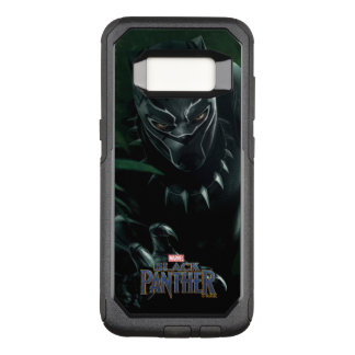 Black Panther | In The Jungle OtterBox Commuter Samsung Galaxy S8 Case