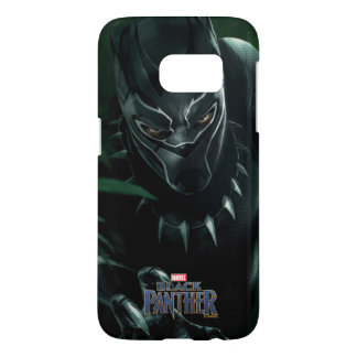 Black Panther | In The Jungle Samsung Galaxy S7 Case