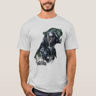 Black Panther | In The Jungle T-Shirt