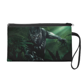 Black Panther | In The Jungle Wristlet
