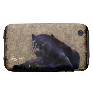 Black Panther Jaguar Animal-Lover iPhone Case
