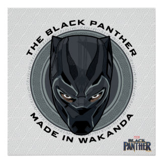 Black Panther | Made In Wakanda Poster