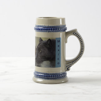 Black Panther Mexico Collection Beer Stein