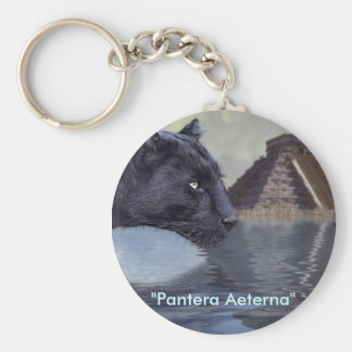 Black Panther Mexico Collection Keychain