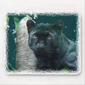 Black Panther Mousepad