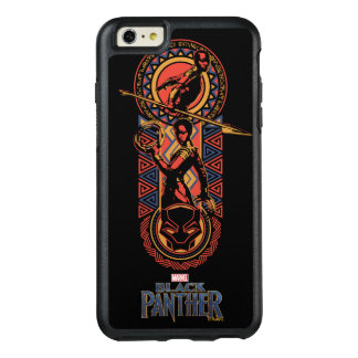 Black Panther | Okoye & Nakia Wakandan Panel OtterBox iPhone 6/6s Plus Case