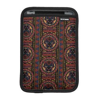 Black Panther | Panther Head Tribal Pattern iPad Mini Sleeve