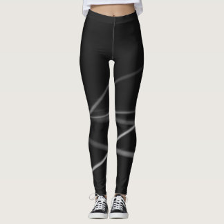 Black panther put-went leggings