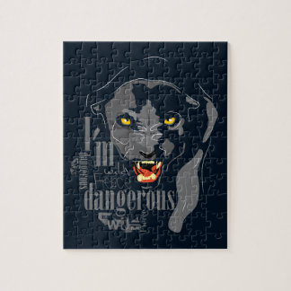 Black panther puzzle