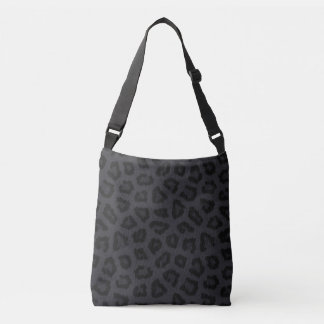 Black Panther Spots Crossbody Bag