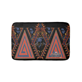 Black Panther | Wakandan Warriors Tribal Panel Bath Mat