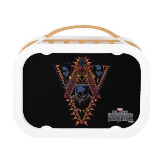 Black Panther | Wakandan Warriors Tribal Panel Lunch Box