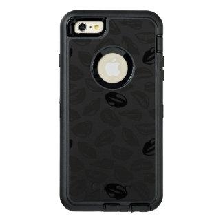 Black Pattern Lips OtterBox iPhone 6/6s Plus Case