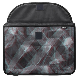 black pattern sleeve for MacBook pro