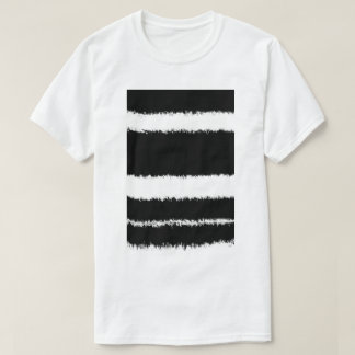 black patterns T-Shirt