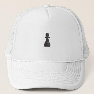 Black Pawn - Black Laborer Trucker Hat