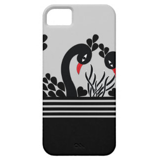 black peacock case for the iPhone 5