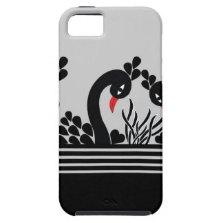 black peacock iPhone 5 covers