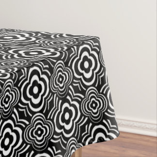 Black Peddler Tablecloth