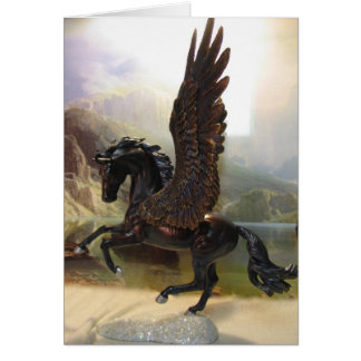Black Pegasus Cards