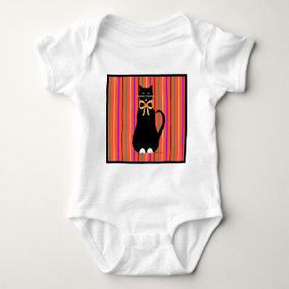 Black Penny Halloween/Samhain Baby Bodysuit