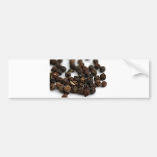Black Pepper Bumper Sticker