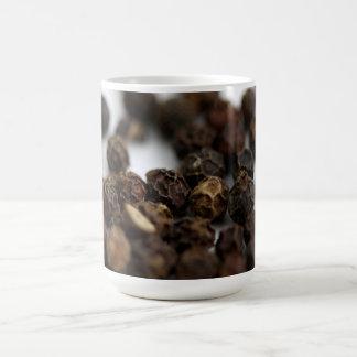 Black Pepper Coffee Mug