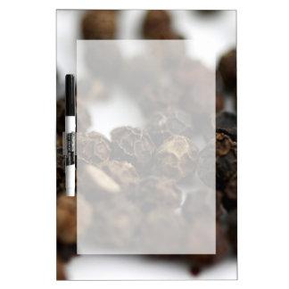 Black Pepper Dry Erase Board