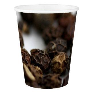Black Pepper Paper Cup