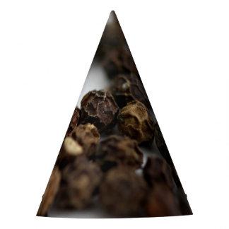 Black Pepper Party Hat