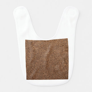 black pepper texture bib