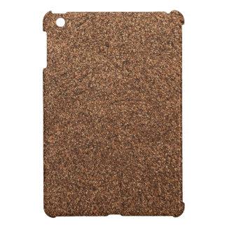 black pepper texture iPad mini case
