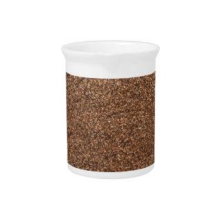 black pepper texture pitcher
