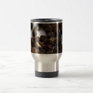 Black Pepper Travel Mug