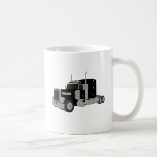 black peter built coffee mug