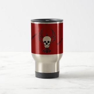 Black Phoenix Travel Mug