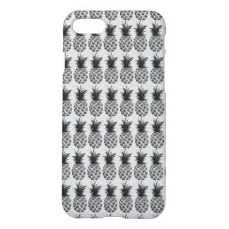 Black pineapples iPhone 7 case