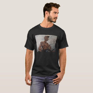 Black Popeye T-shirt