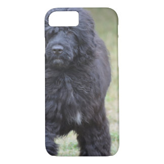 Black Portuguese Water Dog iPhone 7 Case