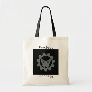 Black Project Logo Bag