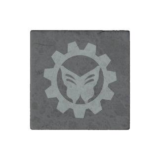 Black Project Logo Magnet